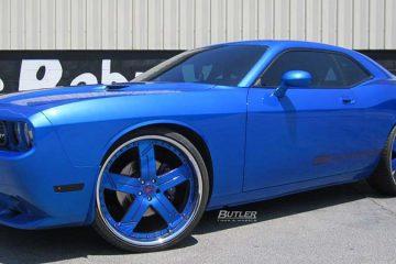 dodge-challenger-blue-original-linee