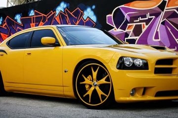 dodge-charger-yellow-original-forcella
