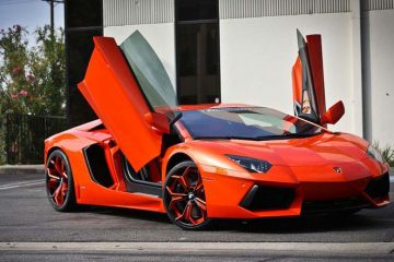 lamborghini-aventador-orange-exotic-f209-1