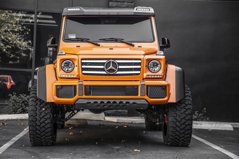 Mercedes benz g wagon for Mercedes benz in