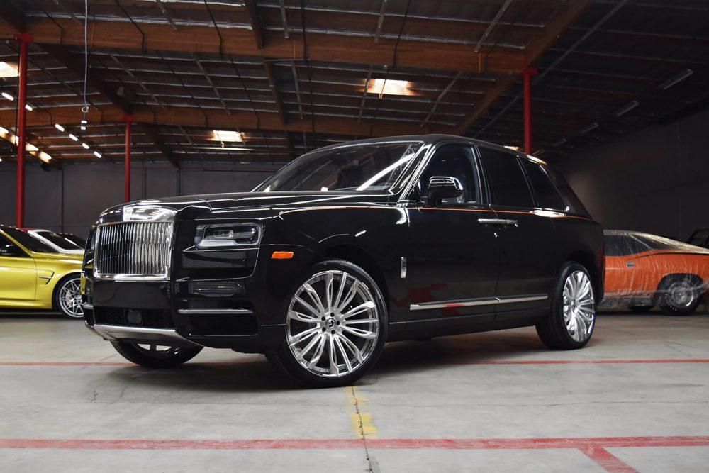 Rolls Royce Dealers >> ROLLS ROYCE CULLINAN   フォージアートジャパン