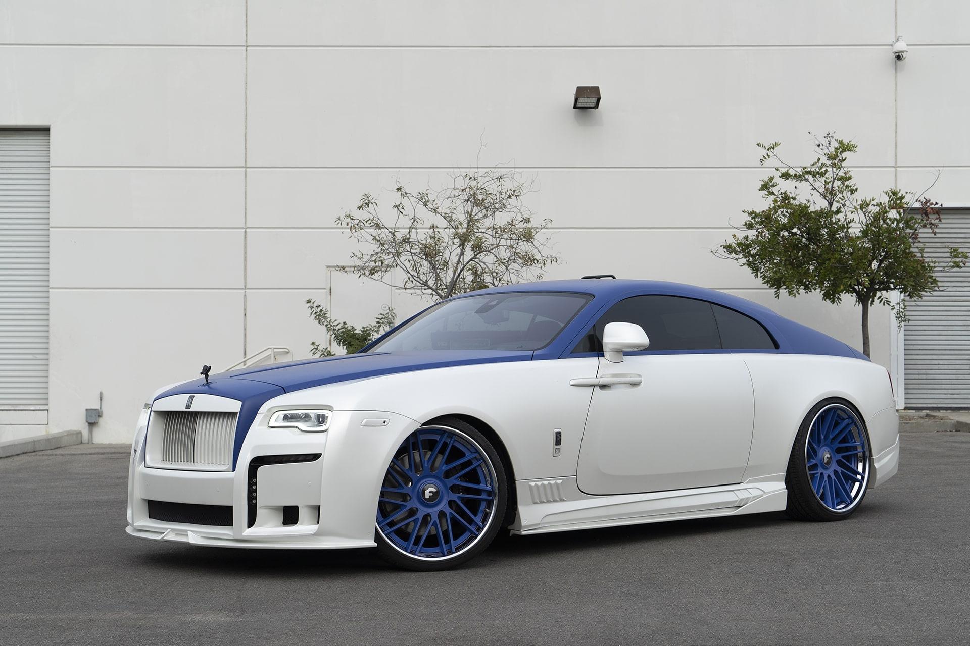 Rolls Royce Dealers >> ROLLS ROYCE WRAITH   フォージアートジャパン